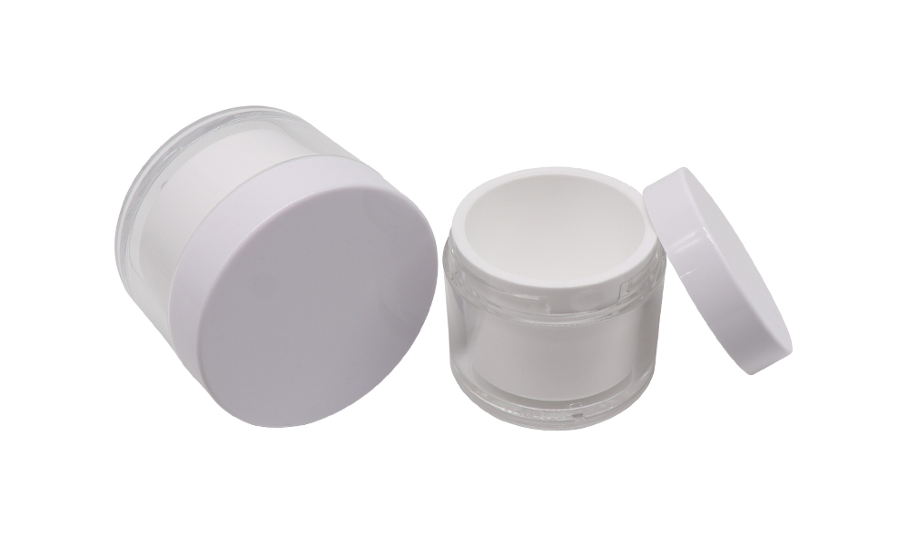 Refillable Cream Jar 50g 100g 240g Featured Image