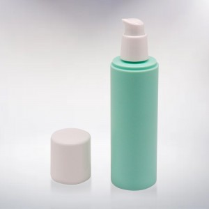 100% PCR PP Material Snap-on Airless Pump Bottle