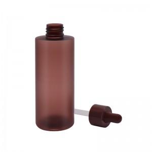 150ml 200ml Big Size PCR Dropper Bottle for Body Essential Oil
