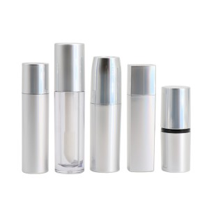 Cosmetic liquid lipgloss lipstick tube packaging