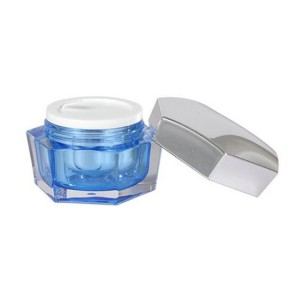 Wholesale empty cosmetic containers cream jar