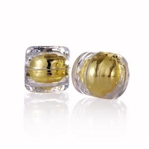 Factory Skin Care Empty Cosmetic Acrylic Cream Jar