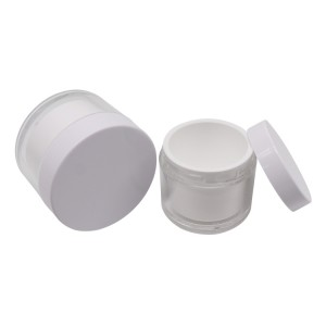 Refillable Cream Jar 50g 100g