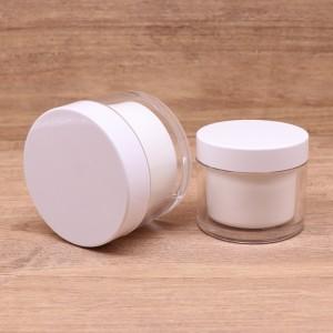 Refillable Cream Jar 50g 100g 240g