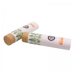 100% Recycled Sugarcane Biodegradable Plastic Cosmetic Tube